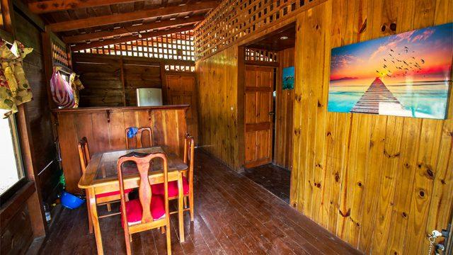 Hardwood Interior