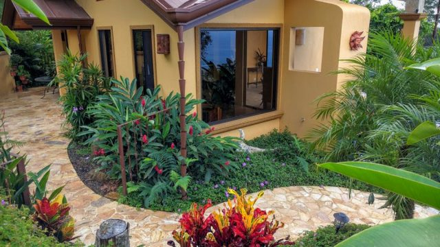 Ocean View Home in Marina Vista Dominical