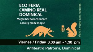 "Shop Local at the Friday ""Eco Feria"" Organic Farmer's Market in Downtown Dominical"