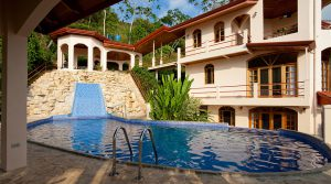 Estate Sized Home Near Tinamastes with Beautiful Ocean Views