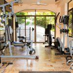 Furnished Gym