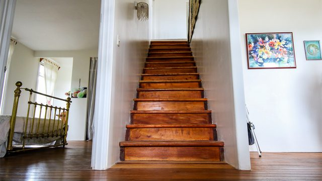 Handcrafted Stairs