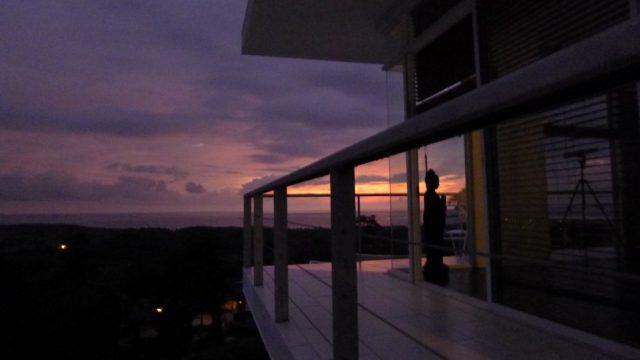 Ocean View Balconies