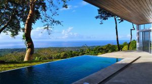 Ocean View Vacation Rental Home Surrounded by Old Growth Rainforest