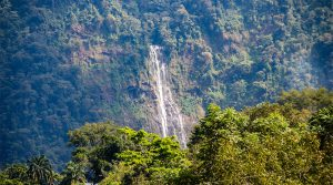 Large Lot with Ocean and Diamante Waterfall Views Near Tinamastes
