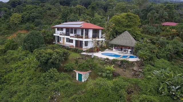 1.41 Acre Property in Escaleras Dominical