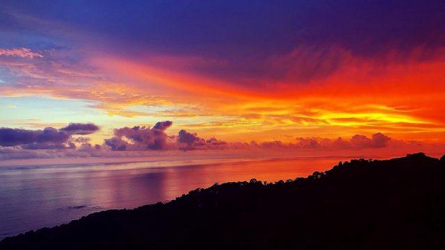Beautiful Wide Ocean Views