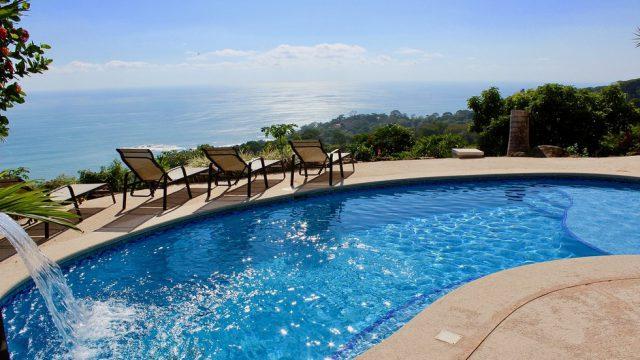 Beautiful Pool Area