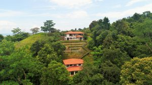 Three Bedroom Owner's Home with Separate Rental Duplex in Ojochal