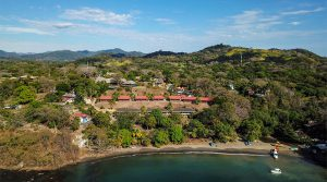 Beachfront Hotel with Stunning Ocean Views Overlooking Playa Carrillo