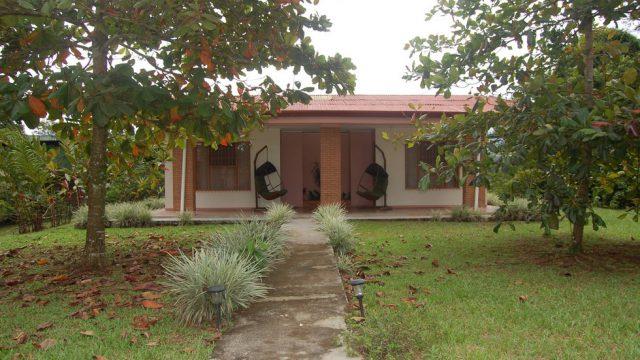 Located at San Isidro del General