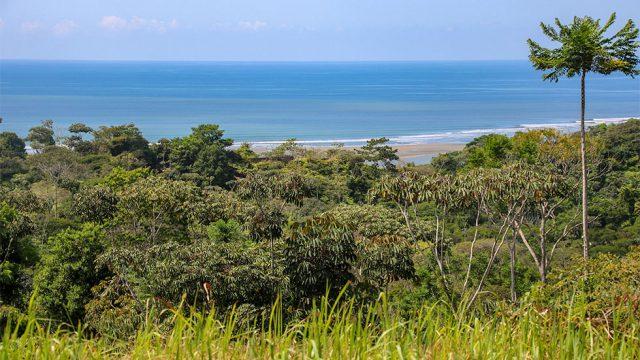 White Water Ocean View Home Site in Ojochal