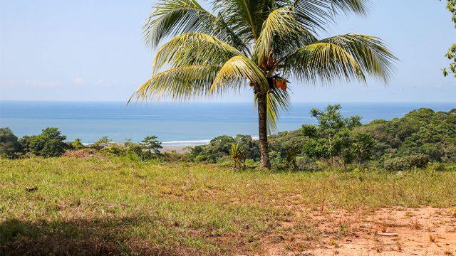 Ocean View Home Site in Ojochal