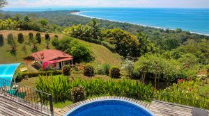 Private or Hospitality Opportunity with Ocean Views Above Playa Hermosa