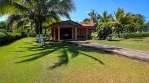 Home in San Isidro with Guest House, Fruit Trees, and Room for Expansion