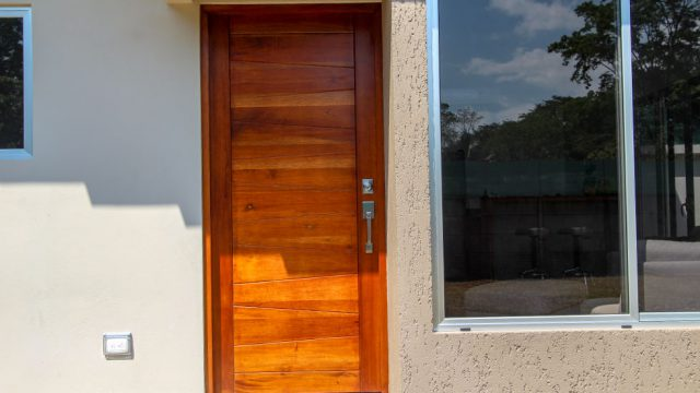 Custom Wood Features