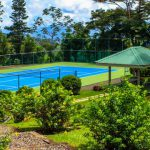 Community Tennis Court