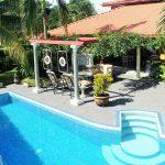 Resort Style Pool Area