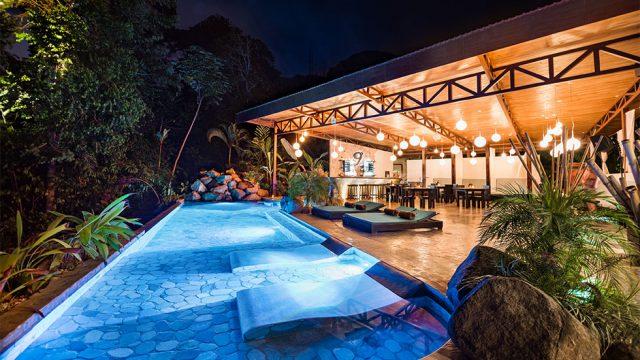 Luxury Hotel Above Uvita