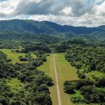 1km Private Airstrip