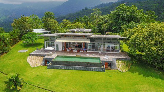 Luxury Home Tres Rios Ojochal