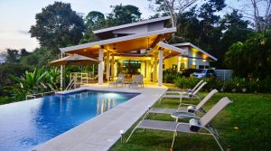 Luxury Ocean View Vacation Rental Home in a Private Community