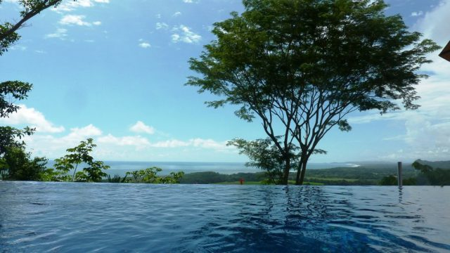 Matapalo Beach View Infinity Pool
