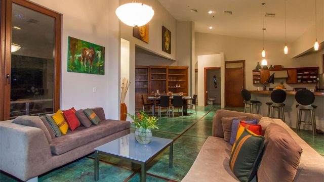 Open Living Spaces