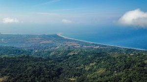 Dual-Level Lot in San Josecito with River and Whales Tail Ocean View