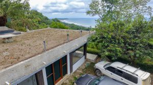 Unfinished Home with Unbelievable Location and Front Row Ocean View