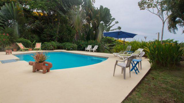 Tropical Community Pool