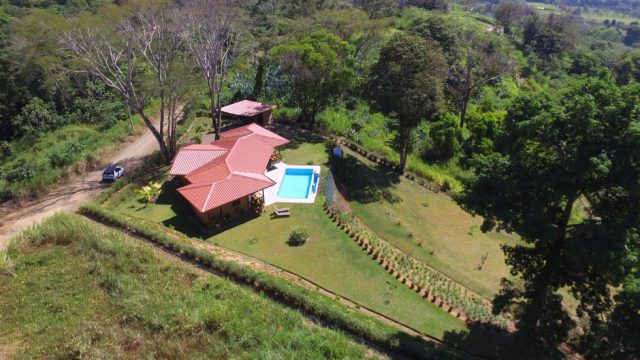 Private 0.7-Acre Property in Ojochal
