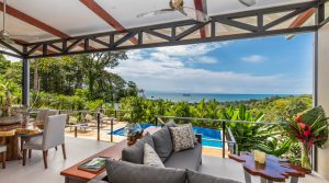 Luxury Villa with Guest House and Ocean Views of Costa Ballena