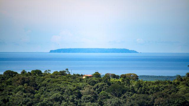Cano Island Ocean View
