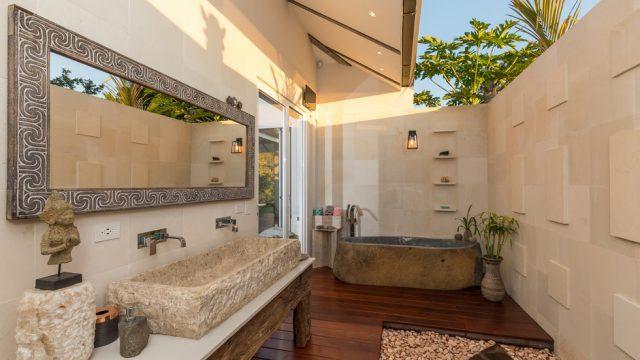 Beautiful Open Shower