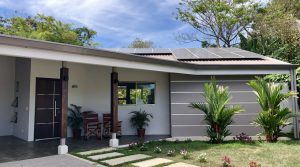 New Solar Home in Uvita within Walking Distance to the Beach