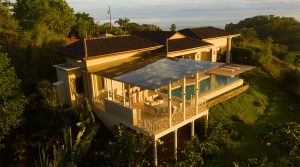 Brand New Luxury Home Overlooking Dominical Beach to Manuel Antonio