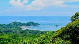 Premier Property with Whitewater View Above Dominicalito Beach