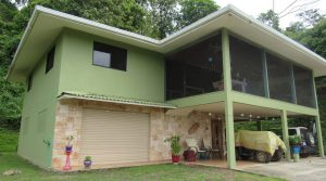 Affordable Ocean And Mountain View Home On Over 2 Acres In Lagunas