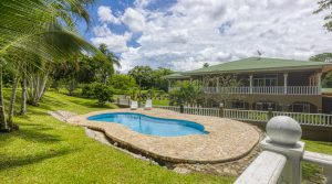 Luxury Home in San Isidro Nestled Among 3 Cascades on 30+ Acre Estate