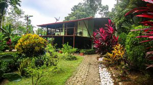 Turnkey Fishing Lodge Outside of Puerto Jimenez with Car and ATV