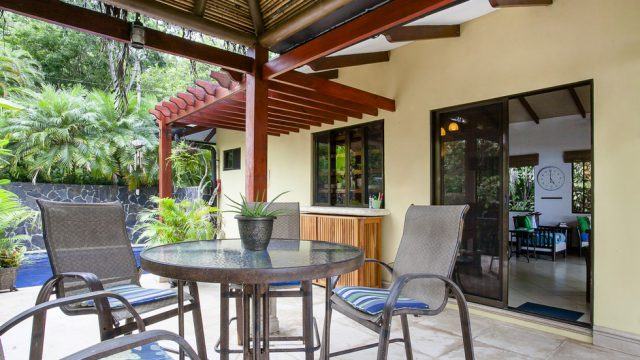 Covered Outdoor Spaces