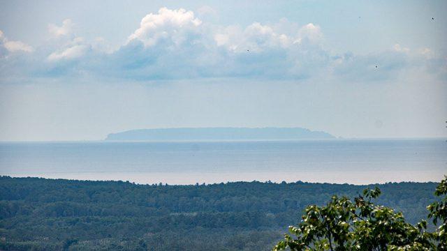 Views of Caño Island and Osa Peninsula