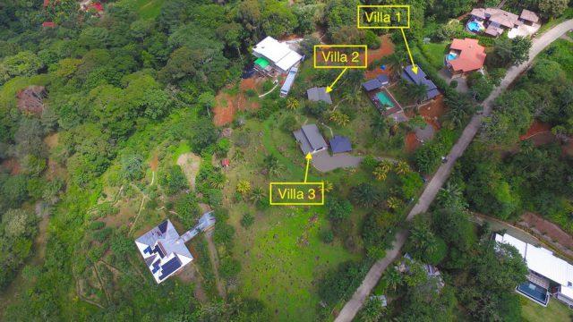 Three Private Villas
