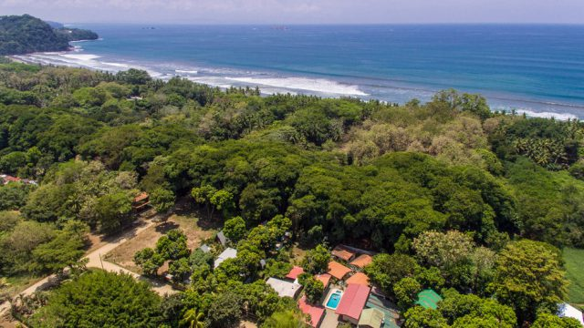 Walking Distance to Uvita Beach