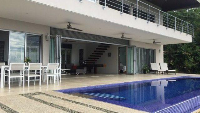Modern Home in Uvita