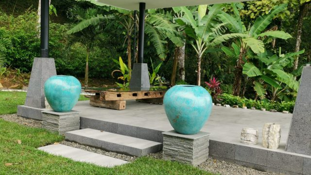 Outdoor Lounge Spaces