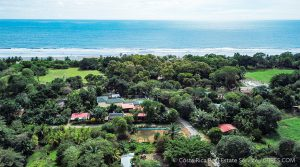 Residential or Commercial Walk to the Beach Land Parcel in Playa Matapalo