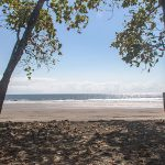 Quiet White Sandy Beaches