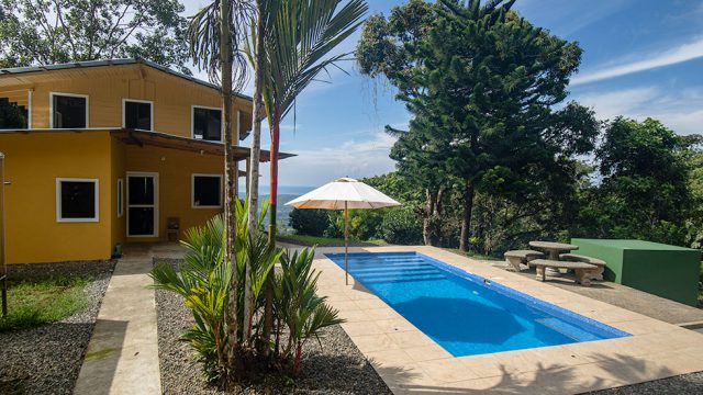 Guest House with Pool